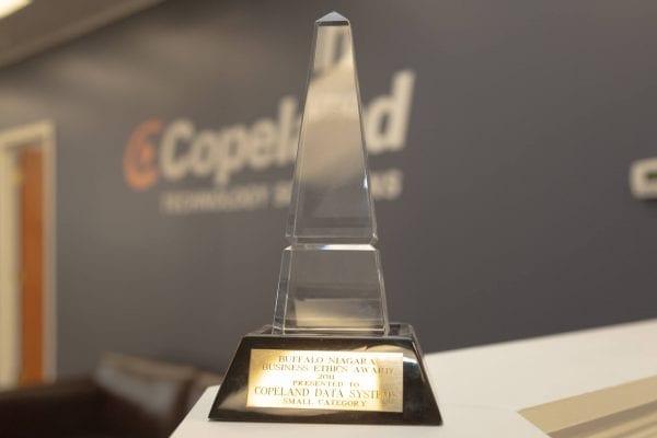 managed it services buffalo BNBEA award winner